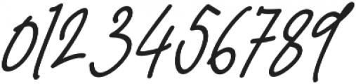 Behavior Indihome Slant otf (400) Font OTHER CHARS