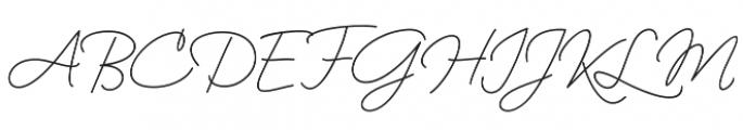 Bekafonte otf (400) Font UPPERCASE