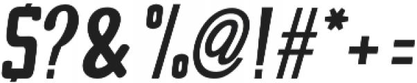 Belanda Slant otf (400) Font OTHER CHARS