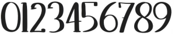 Belanie otf (400) Font OTHER CHARS