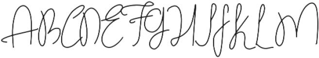 Belashic otf (400) Font UPPERCASE