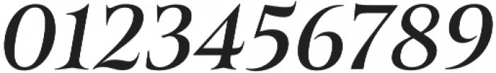 Belda Ext Medium Italic otf (500) Font OTHER CHARS