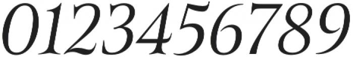Belda Norm Book Italic otf (400) Font OTHER CHARS