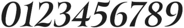 Belda Norm Demi Italic otf (400) Font OTHER CHARS