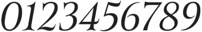 Belda Norm Regular Italic otf (400) Font OTHER CHARS