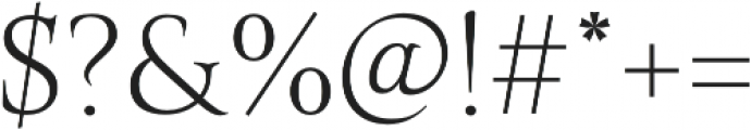 Belda Norm Thin otf (100) Font OTHER CHARS