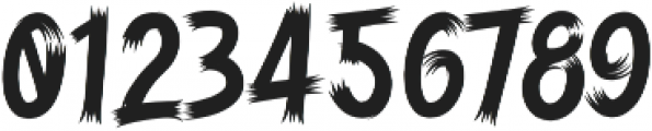 Belinjangan otf (400) Font OTHER CHARS