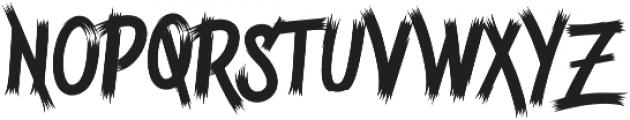 Belinjangan otf (400) Font UPPERCASE