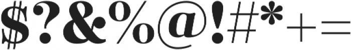 Belista Caps otf (400) Font OTHER CHARS