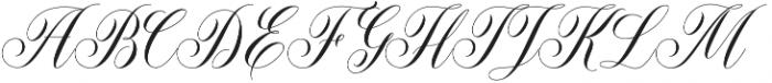 Bellanaisa otf (400) Font UPPERCASE