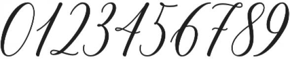 Bellasic otf (400) Font OTHER CHARS