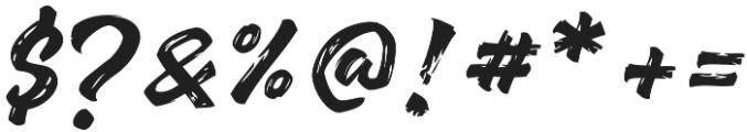 Bellatiez otf (400) Font OTHER CHARS