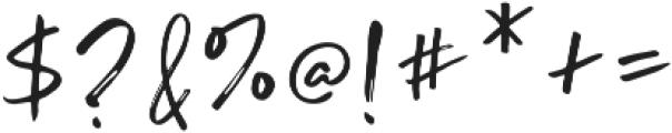 Belletta Script ttf (400) Font OTHER CHARS