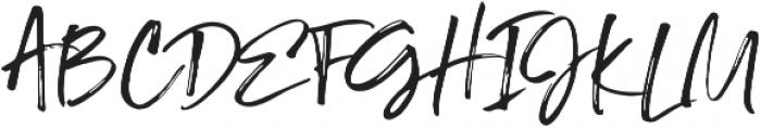 Belletta Script ttf (400) Font UPPERCASE