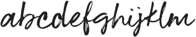 Belletta Script ttf (400) Font LOWERCASE