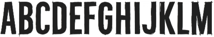 Bellfort Draw Dark otf (400) Font LOWERCASE