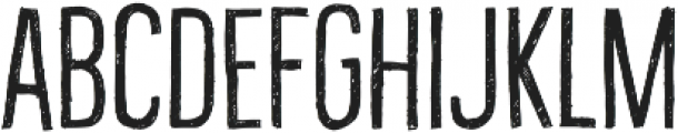 Bellfort Draw otf (100) Font LOWERCASE
