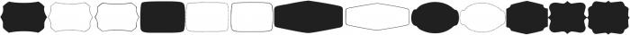 Bellfort Extra otf (400) Font UPPERCASE
