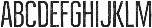 Bellfort Press otf (100) Font LOWERCASE