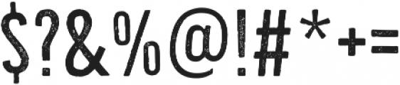 Bellfort Press otf (300) Font OTHER CHARS