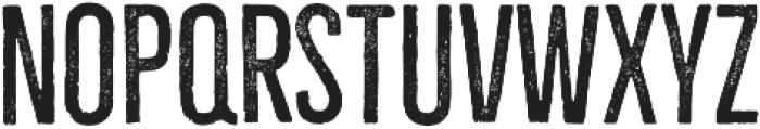 Bellfort Press otf (300) Font LOWERCASE