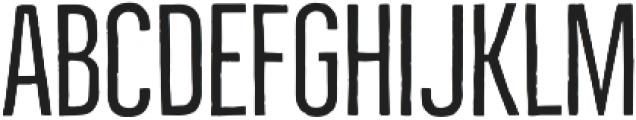 Bellfort otf (100) Font LOWERCASE