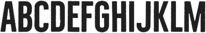Bellfort otf (700) Font UPPERCASE