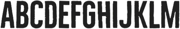 Bellfort otf (700) Font LOWERCASE