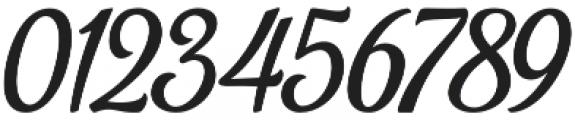 Bellico Regular otf (400) Font OTHER CHARS