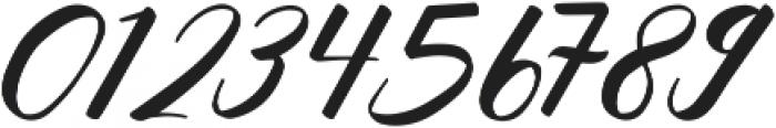 Belligerent otf (400) Font OTHER CHARS