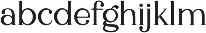 Bellington Serif otf (400) Font LOWERCASE