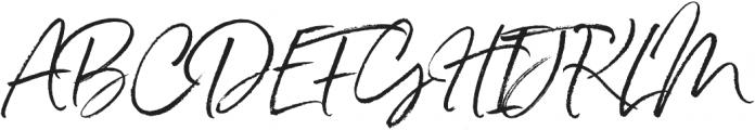 Belluga Alt otf (400) Font UPPERCASE