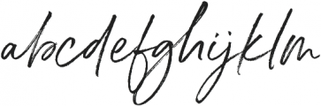 Belluga Solid otf (400) Font LOWERCASE