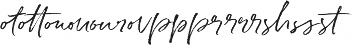 Belluga Wide Extra Chars 2 otf (400) Font LOWERCASE