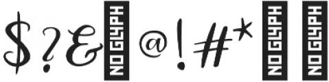 Belmarie Script v2 otf (400) Font OTHER CHARS