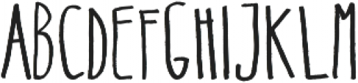 Belta Regular otf (400) Font UPPERCASE