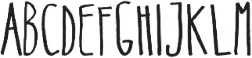 Belta Regular otf (400) Font LOWERCASE