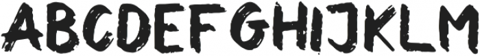 Bemarkers Font Regular otf (400) Font UPPERCASE