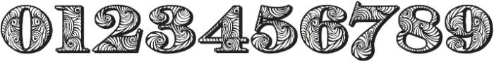 Ben otf (400) Font OTHER CHARS