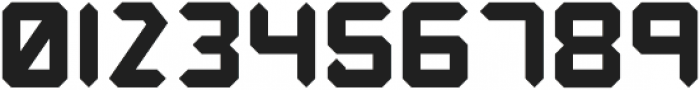 Benda Bold otf (700) Font OTHER CHARS