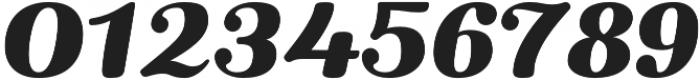 Bendita otf (400) Font OTHER CHARS