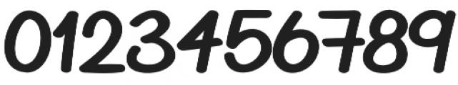 Benja Regular otf (400) Font OTHER CHARS