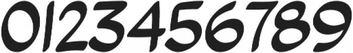 Benoda otf (400) Font OTHER CHARS