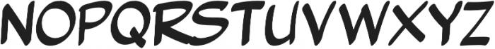Benoda otf (400) Font UPPERCASE