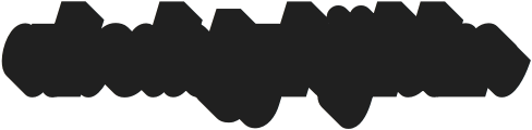 Bentley Shadow ExtraBlack otf (900) Font LOWERCASE