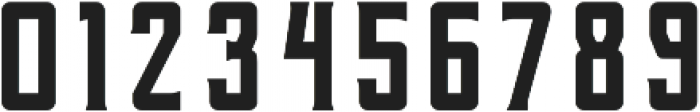 Berg Regular ttf (400) Font OTHER CHARS