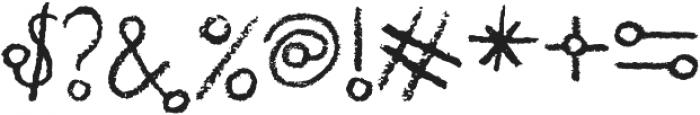 Berliner  YD Regular otf (400) Font OTHER CHARS