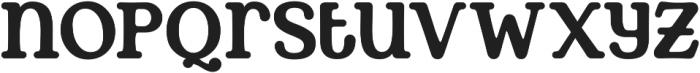 Berryfield Regular otf (400) Font LOWERCASE