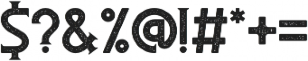 Besitoea Vintage otf (400) Font OTHER CHARS