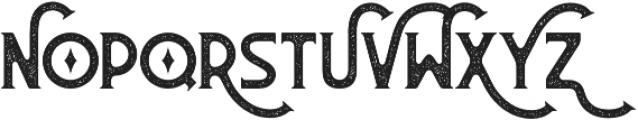 Besitoea Vintage otf (400) Font UPPERCASE